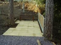 Landscaping Project - Patio Area (2)